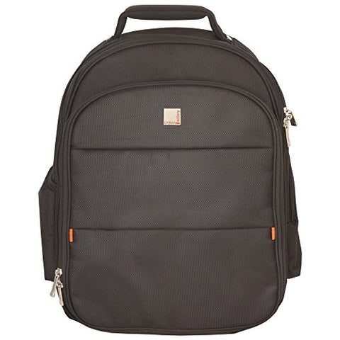 "Urban Factory City Notebook Carrying Backpack, 17.3"", Black (Cbp17Uf)"