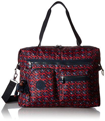 Kipling Women'S Carton Printed Travel Tote