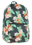 Bioworld Marilyn Monroe Hibiscus Flowers All Over Print Backpack