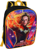 "Marvel's Captain Marvel 15"" School Backpack"