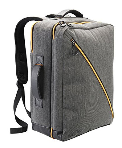 Cabin Max Oxford Travel Luggage - 20x16x8 carry on backpack - Perfect laptop bag/travel bag for men