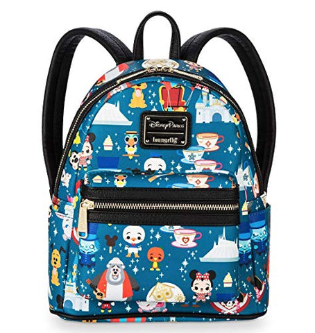 Disney Parks Attractions Minis Mini Backpack Purse by Loungefly