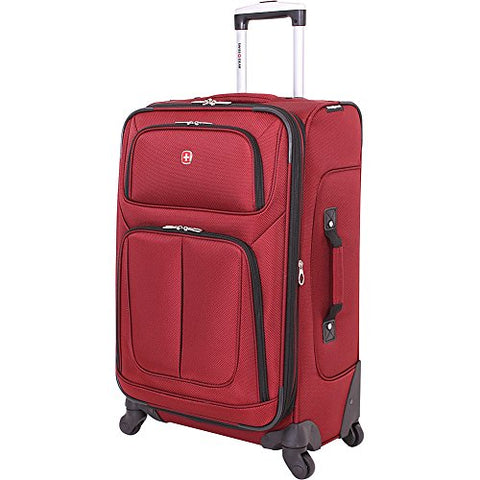 "Swissgear 25"" Spinner 6283,Burgundy,Us"