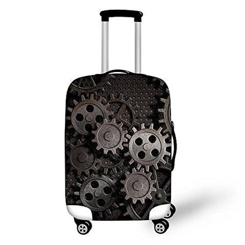 Freewander Travel Luggage Cover Suitcase Protective Cover Apply to Normal Trunk