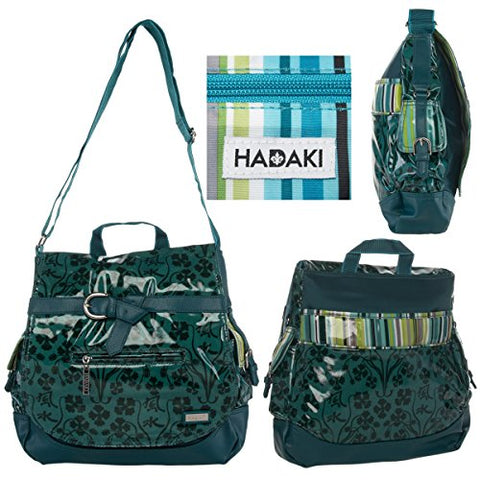 Hadaki Kiko HDK857 Messenger Bag,O Express,One Size