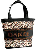 Jungle cat tote