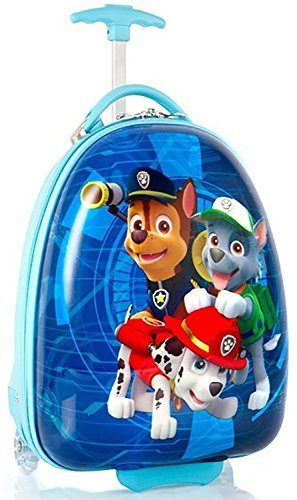 "Nickelodeon Paw Patrol Boy'S 18"" Rolling Carry On Luggage"