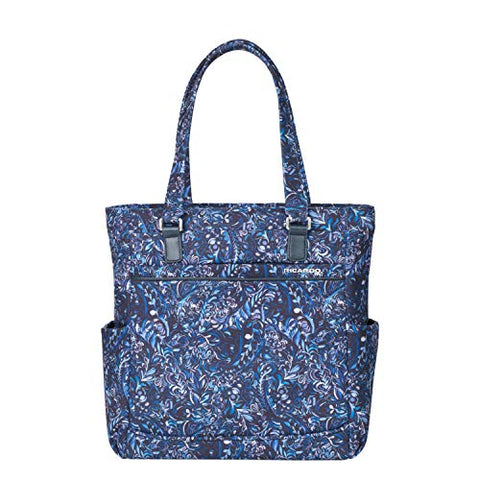 Ricardo Beverly Hills Sausalito 15-Inch Shopper Tote (Blue Twist)