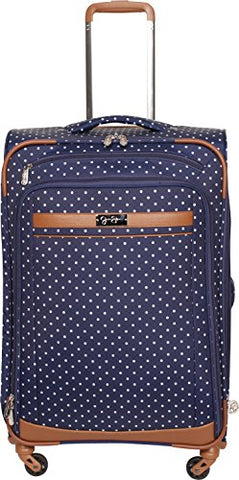 "Jessica Simpson Social Lite Expandable Spinner, 25"", Navy"