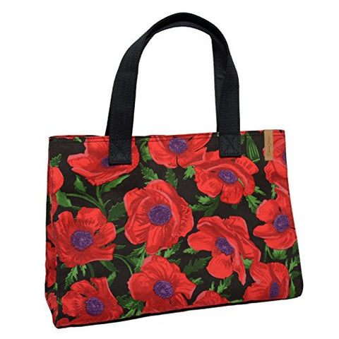Shelley Bag, Red Poppy