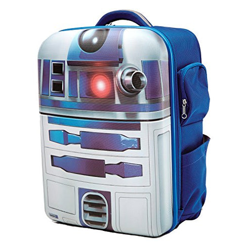 American Tourister Star Wars Hardside Backpack R2D2