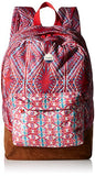 Roxy Women's World Is New Backpack, Salsa Casablanca Geo