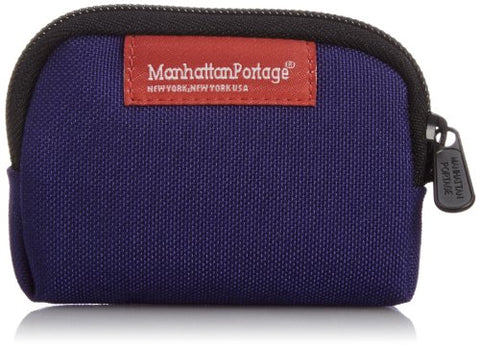 Manhattan Portage Coin Purse, Purple, One Size