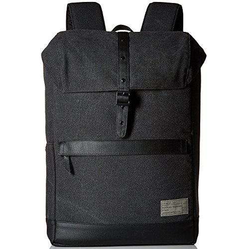 HEX Unisex Alliance Backpack Charcoal Canvas Backpack