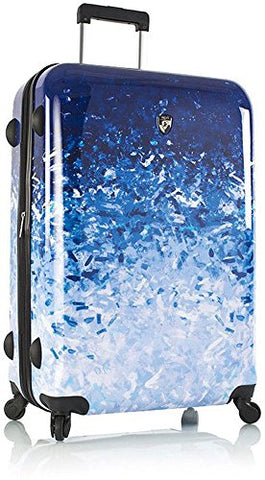 "Heys Ombre Blue Skies Fashion Spinner 30"" Spinner Luggage"