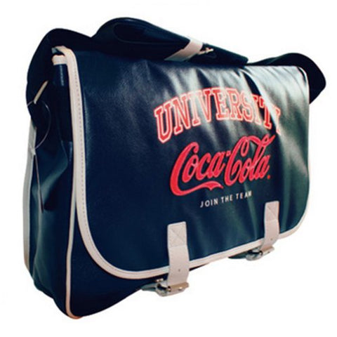 Coca-Cola University Large Messenger Bag
