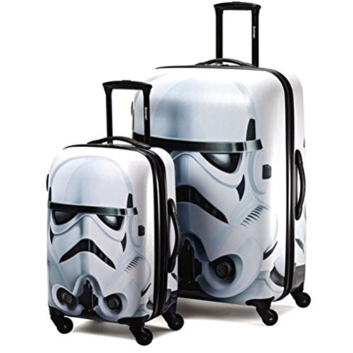 American Tourister Star Wars 2 Piece Set 21 & 28 Hardside Spinner (One Size, Star Wars