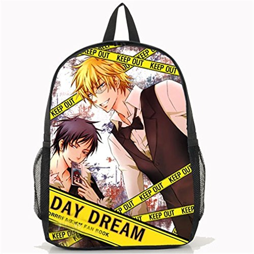 Yoyoshome Anime Durarara!! Cosplay Shoulder Bag Daypack Bookbag Backpack School Bag