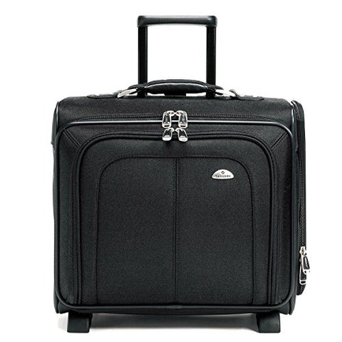 "11020-1041 Samsonite Carrying Case for 15"" Notebook - Black - Ballistic Nylon, Ethylene Vinyl"