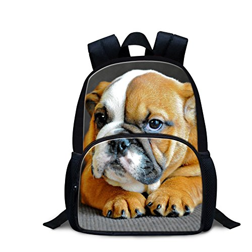 CrazyTravel Children Baby Boys Girls Cute Book Small Satchel Backpack Schoolbag Travel