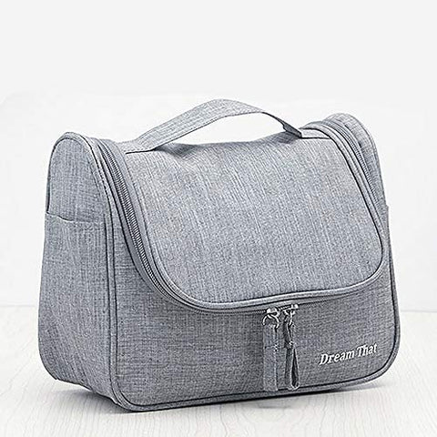 Cosmetic Bag Makeup Handbag Travel Accessories Hanging Toiletry Waterproof Organizer Bag for Women, Men, Business