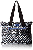 Vera Bradley Lighten up Expandable Tote, Lotus Chevron