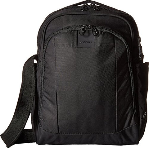 Pacsafe Metrosafe LS250 Anti-Theft Shoulder Bag, Black
