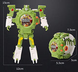 AG Goodies Robot Toys Watch, 2 in 1 Robot Watch Toy Watch, Suitable for Boys and Girls, Robot