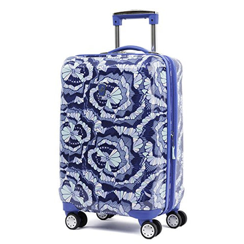 Atlantic Ultra Lite Hardsides Carry-on Spinner, Surf Blue