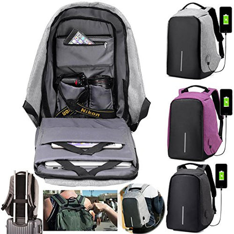 Anti-Theft Backpacks 15Inch Laptop Smart Backpacks For Teenager Fashion Mochila Leisure Travel