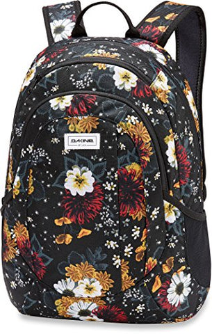 Dakine Womens Garden Backpack, 20l, Winter Daisy