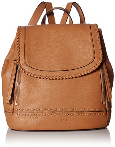 Cole Haan Women's Brynn Backpack, Pecan