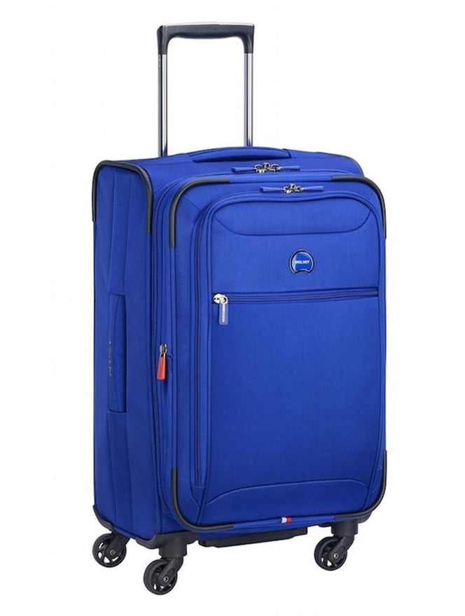 "DELSEY Paris Air Elite Blue 29"" 4 Wheel Spinner Luggage"