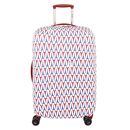 Delsey Travel Garment Bag, TOUR EIFFEL BBR (Multicolour) - 00094618012