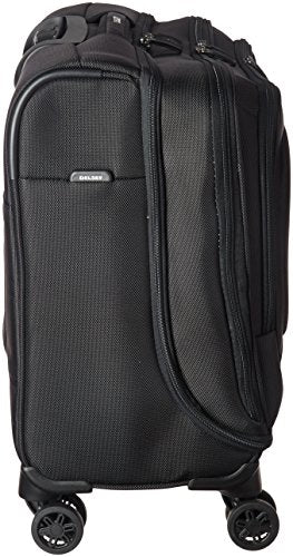 1033677eed58 Shop Delsey Luggage Cruise Lite Softside Spinner Trolley Tote, Black ...
