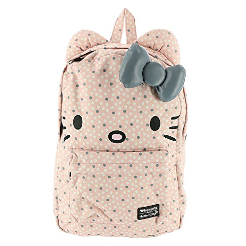 Loungefly Hello Kitty Bow Backpack SANBK0325 Pink-Grey