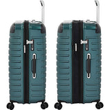 London Fog Dover Hardside 3-Pc Nest (Teal)