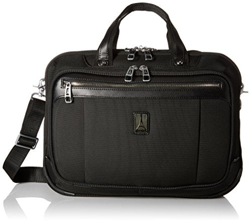 Travelpro Platinum Magna 2 Check Point Friendly Slim Business Brief Bag, 16-In., Black