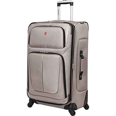 "Swissgear 29"" Spinner 6283,Pewter,Us"