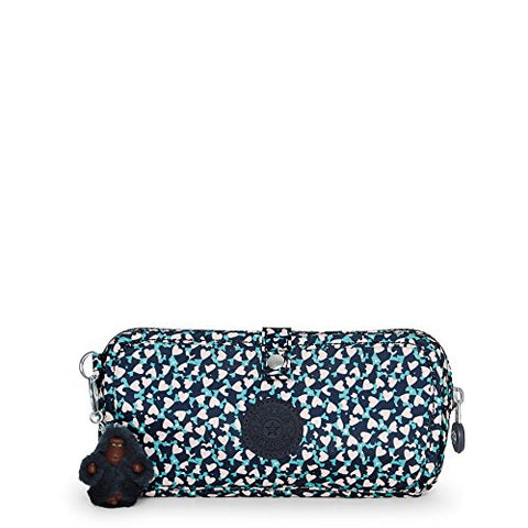 Kipling Women's Wolfe Roll-Up Pencil-Makeup Pouch One Size Think Spring