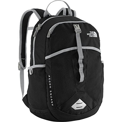 The North Face Youth Recon Squash Backpack Tnf Black/High Rise Grey One Size
