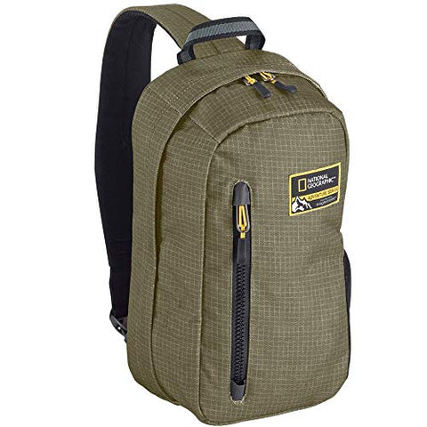 Eagle Creek National Geographic Adventure Sling Pack Backpack, Mineral Green One Size
