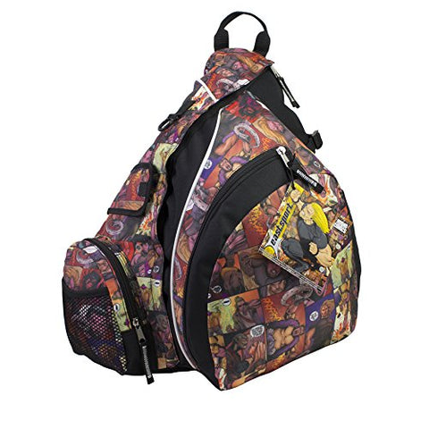 Eastsport Comic Strip Sling Bag