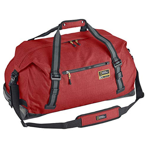 Eagle Creek National Geographic Adventure Duffel 60l Bag, firebrick One Size