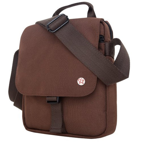 Token Bags Fulton Mini Bag, Dark Brown, One Size