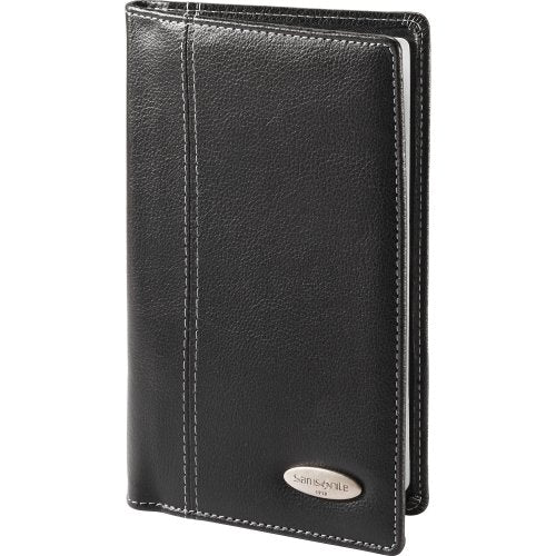 Samsonite Business Card Holder - 8 X 0.5 X 5-1 Each - Black