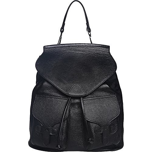 Vicenzo Leather Women'S Pixie Leather Backpack