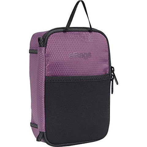 eBags Medium Cord Packing Cube - Cable Organizer Bag - (Eggplant)