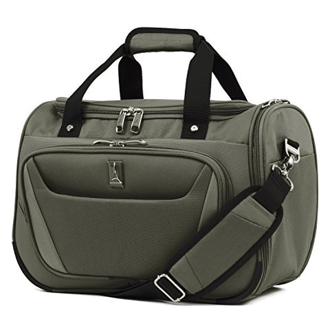 "Travelpro Luggage Maxlite 5 18"" Lightweight Carry-On Under Seat Tote Travel, Slate Green, One Size"