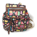 Lily Bloom Eco Green-Living CUPCAKE DELIGHT Riley Backpack